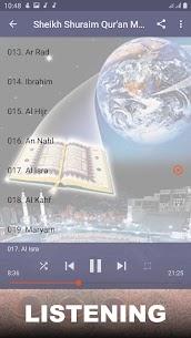 Shuraim Complete Quran Offline 3.1 Download APK Mod 2