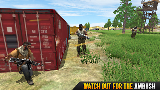 FPS Commando Game: New Sniper Shooting Strike 2021 apkdebit screenshots 17