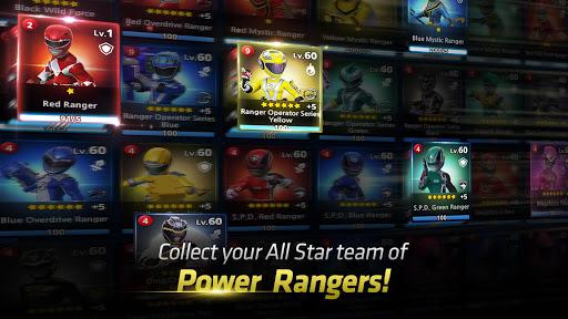 Power Rangers: All Stars 1.0.5 Screenshots 10