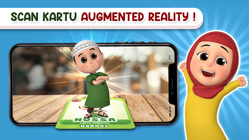 Choki Choki Nussa & Rarra Keliling Dunia (BETA) 1.1 r1 screenshots 1