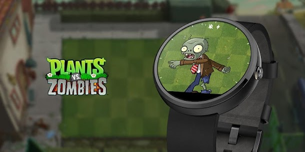 Plants vs. Zombies™ Watch Face 1