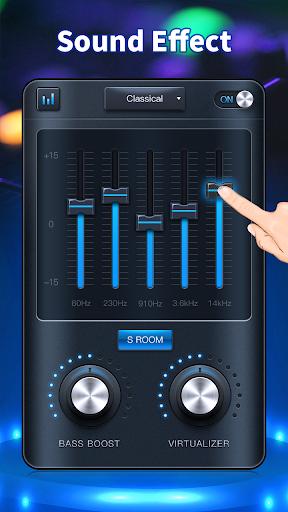 Equalizer: Bass Booster & Volume Booster 1.3.9 Screenshots 2