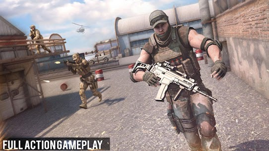 How do I download Army Commando Playground  app on PC? 2