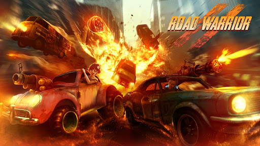 Road Warrior: Combat Racing 1.1.8 screenshots 1