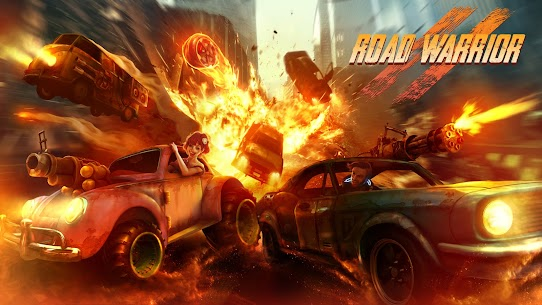 Road Warrior Mod Apk: Combat Racing (No Ads) Download 1