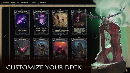 Call of Myth: Collectible Card Game  screenshots 2