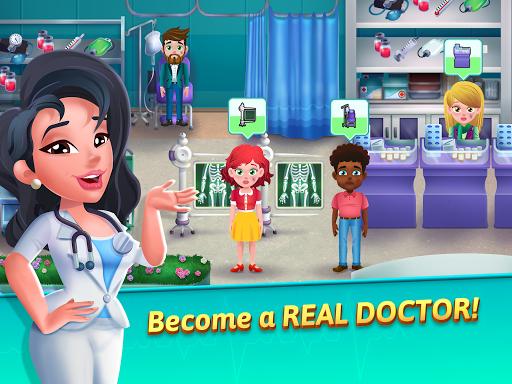 Medicine Dash - Hospital Time Management Game 1.0.6 screenshots 6