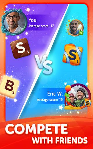 Scrabbleu00ae GO - New Word Game Apkfinish screenshots 9