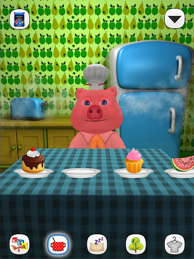 my talking pig - virtual pet screenshot 1