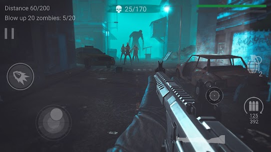 Zombeast: Survival Zombie Shooter Apk Mod + OBB/Data for Android. 6