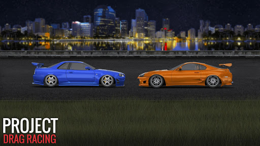 Project Drag Racing apkpoly screenshots 6