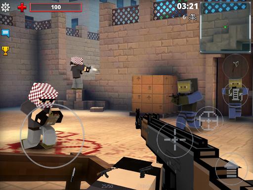 Pixel Strike 3D - FPS Battle Royale 8.4.1 screenshots 13