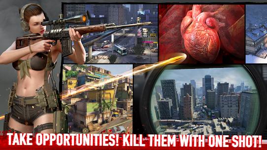Zombie Frontier 4 Mod Apk (God Mode/No Ads) 1