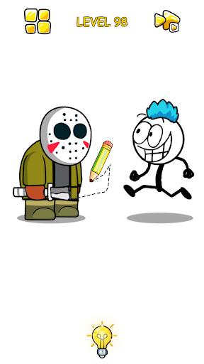 Troll Master - Draw One Part - Brain Test  screenshots 9