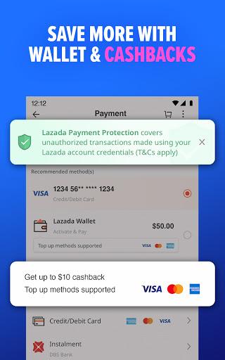Lazada - Online Deals & discounts screenshots 12