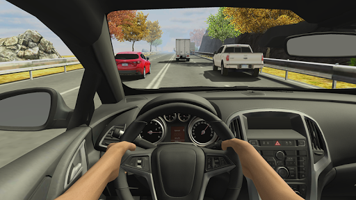 Racing in Car 2 screenshots 8