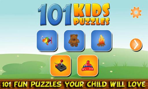 101 Kids Puzzles apkdebit screenshots 1