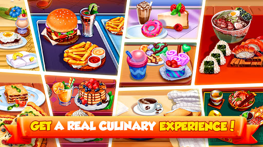 Tasty World: Cooking Voyage - Chef Diary Games 1.6.0 screenshots 11