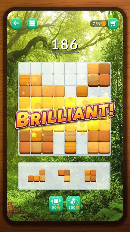 Blockscapes - Block Puzzle poster 2