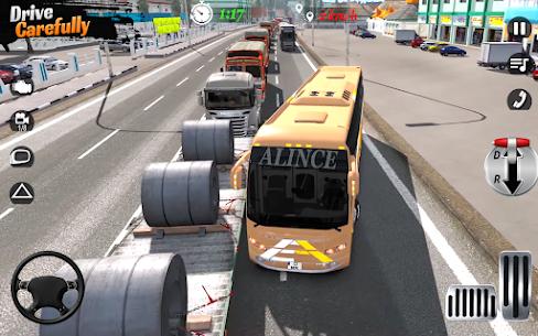 Modern Otobüs Oyunu: Otobüs park etme 2020 Full Apk İndir 5