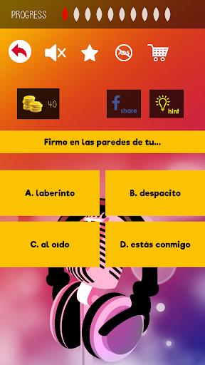 Finish The Lyrics - Free Music Quiz App 3.0.2 Screenshots 3