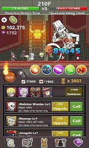 Homeless Demon King Mod Apk 3.35 (Unlimited Money) 8