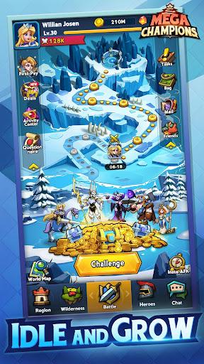 Mega Champions 1.1.8 screenshots 1