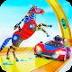 Ramp Car Robot Transform Horse Robot Games 2021 APK