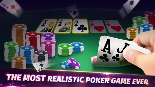 Poker Land - Free Texas Holdem Online Card Game  screenshots 1