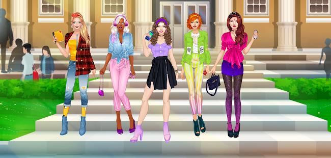 Superstar College Girls Makeover 1.1 Screenshots 8