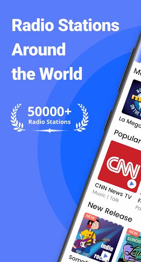My Radio :Free Radio Station, AM FM Radio App Free  screenshots 1