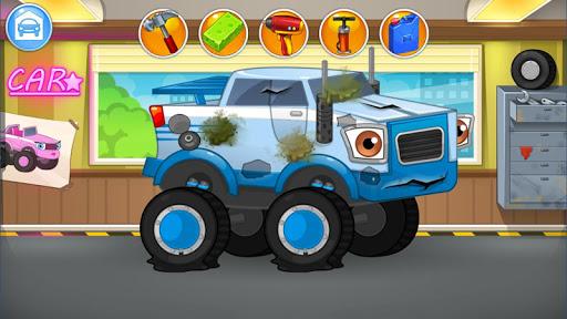 Repair machines - monster trucks 1.1.2 screenshots 2