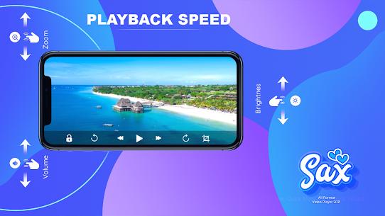 SAX Video Player – Mod Apk Download 4