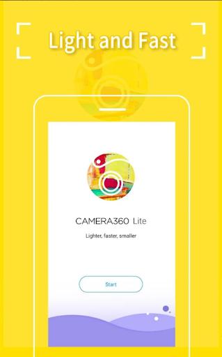Camera360 Lite - High Quality & Fast Filter Camera 3.0.2 Screenshots 1