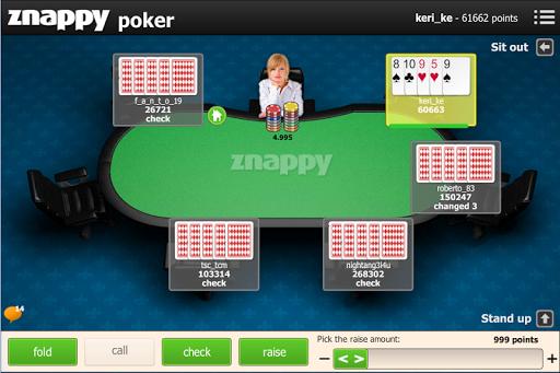 poker zngamey screenshot 2