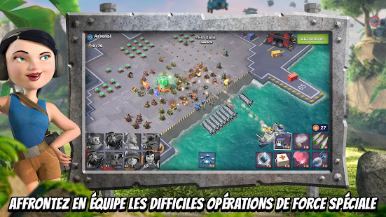 Boom Beach screenshots apk mod 5