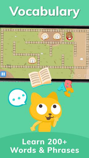 Studycat: Fun Spanish for Kids apktram screenshots 12