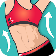 Flat Stomach Workout - Lose Belly Fat Exercise