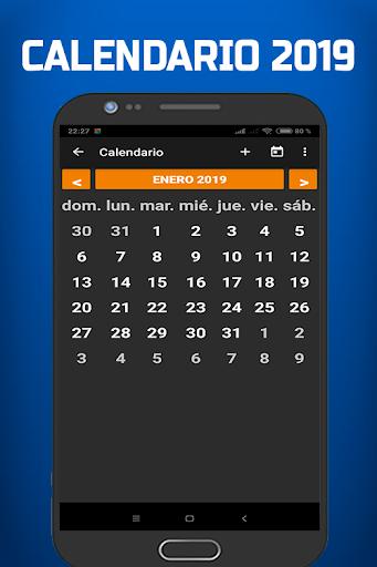 calendario gratis 2020 screenshot 2