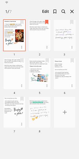 Samsung Notes 3.1.06.3 Screenshots 5