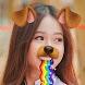フェイスライブカメラ: 変顔変換アプリ& 写真フィルター & エフェクト