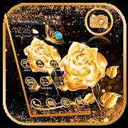 Gold Rose Theme