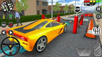 Modern Driving School Car Parking Glory 2 2021