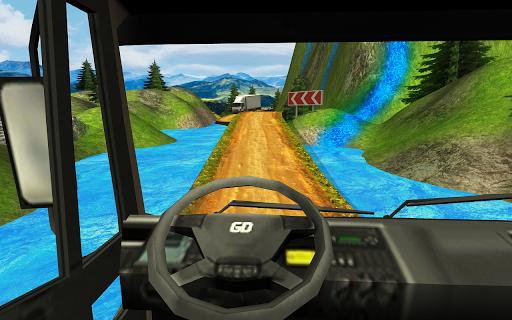 truck driver transporter screenshot 3