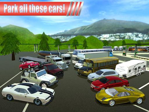 Gas Station: Car Parking Sim 2.5 Screenshots 10