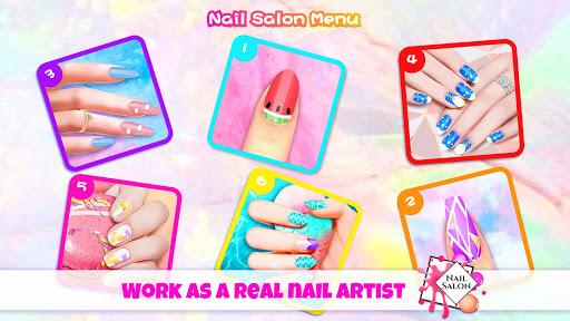 Super Nail Salon: Girl Games screenshots 15