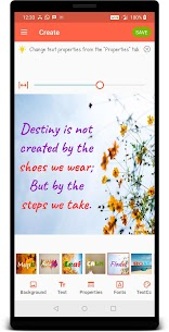 Quotes Creator v1.39 MOD APK [Unlocked] by Vikrams 2