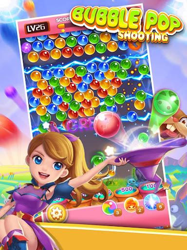 Bubble Pop - Classic Bubble Shooter Match 3 Game  screenshots 5