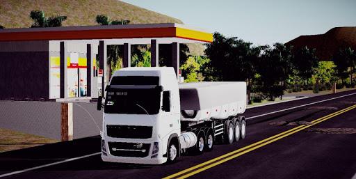 Truck Brasil Simulador modiapk screenshots 1