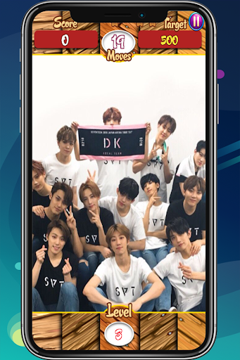 Seventeen Kpop Idol  screenshots 4